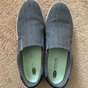 Dr. Scholls slip on sneakers (sz 10)